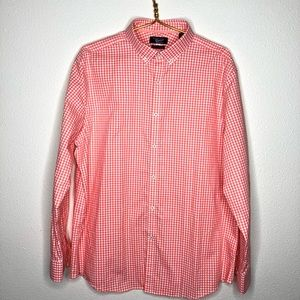 Penguin Heritage Slim Fit button up shirt 34/35